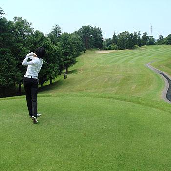 本千葉CCで猛暑ゴルフ!
