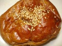 胡桃餡パン