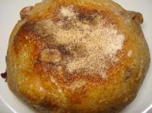 チーズ酵母パン