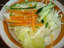 コルリ サラダ