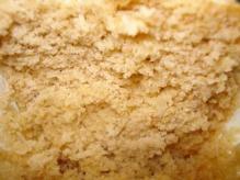 塩マフィンココナッツ米ぬか断面
