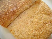 胡桃パン側面