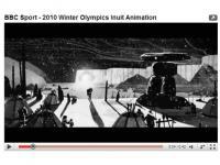 北京五輪に続いて凝った告知アニメを作った英BBC。