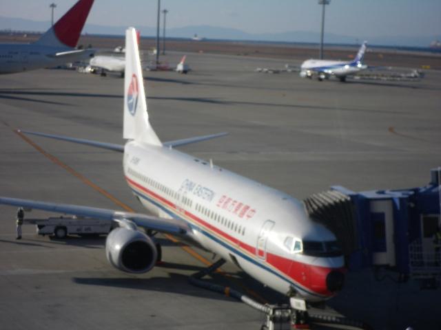 中国東方航空飛行機