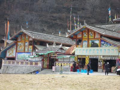 チベットの村