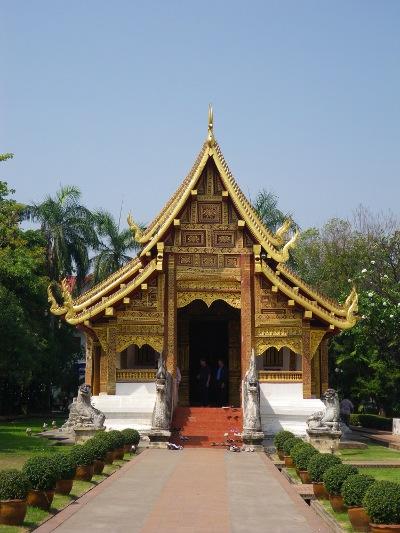 キラキラ寺院