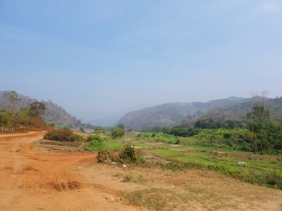 タイの景色