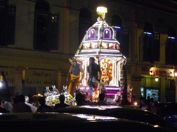 ヒンドゥ教の祭り
