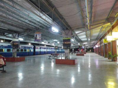 カジュラホ駅