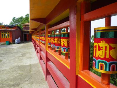 ダージリンチベタン寺院