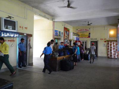 ネパール飛行場2
