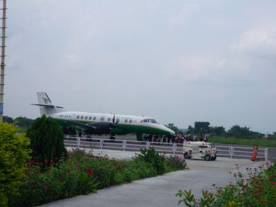 ネパール飛行場3
