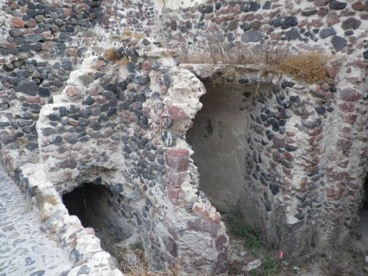 oia廃墟