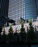 三菱一号館 外側