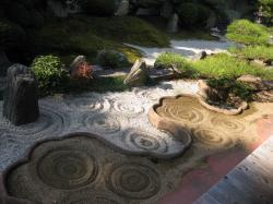 霊雲院 臥雲の庭