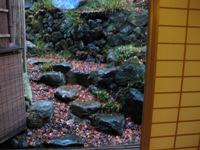 菊乃井茶室庭