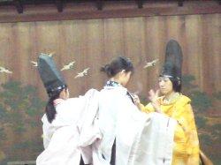 梨木神社 元服式 2010