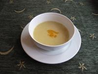 イスタンブール サライ スープ