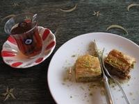 イスタンブール サライ デザート