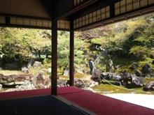 円徳院 庭園