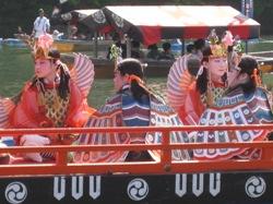 三船祭 龍3