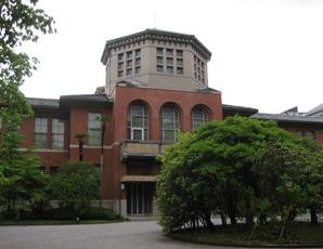 同志社女子大学 栄光館