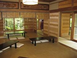 茶寮宝泉 部屋1