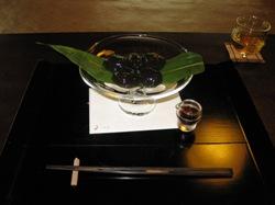 茶寮宝泉 わらび餅
