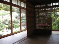茶寮宝泉 部屋 庭