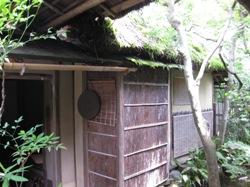 瓢亭 茶室400年