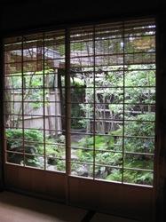 瓢亭 茶室庭