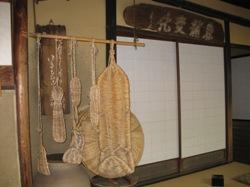 瓢亭 玄関2