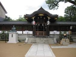 晴明神社本殿