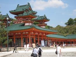 平安神宮 神苑入口
