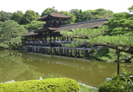 泰平閣 橋殿