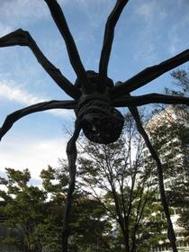 六本木ヒルズ蜘蛛