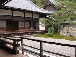 南禅寺 方丈庭園左