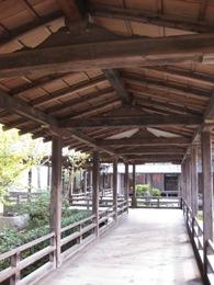 南禅寺廊下