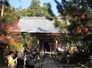 西明寺 本堂