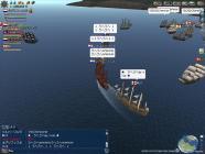 ロン海戦模擬