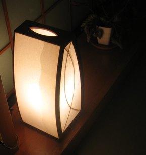 奥香の湯 灯