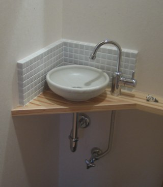 om手洗い鉢