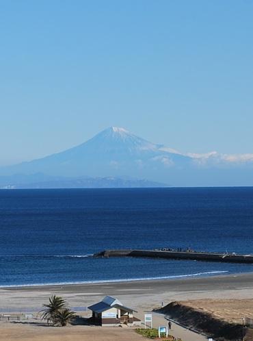 富士山 新年 ブログ用