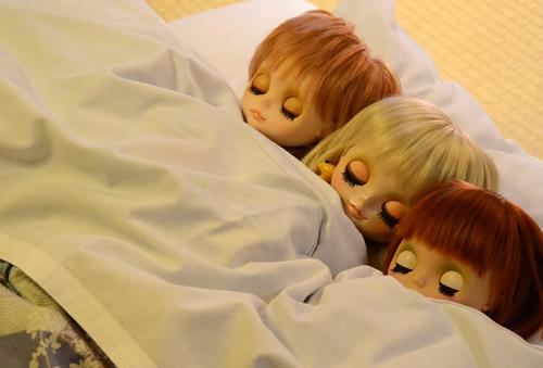 いい夢をみてね。