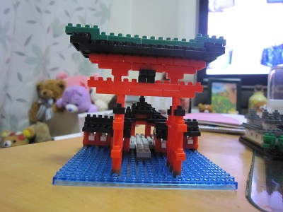 厳島神社大鳥居