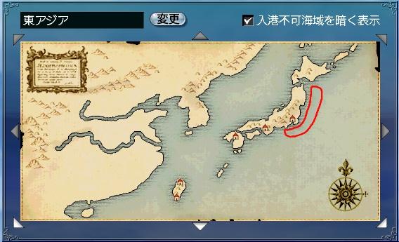 大砲強化地図