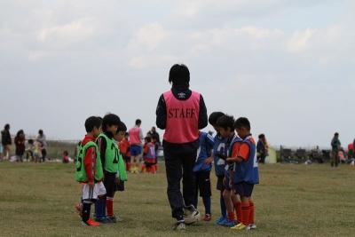 アバンセ サッカー大会 金石