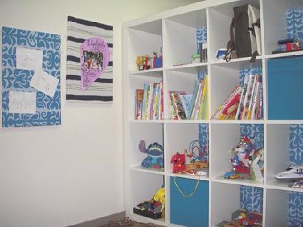 男の子の部屋