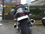 GSX1300R 車検