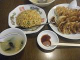 GSX1300R 麺 餃子